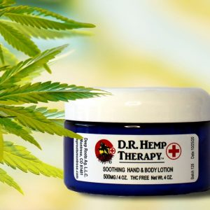 D.R. Hemp Therapy Hand & Body Lotion